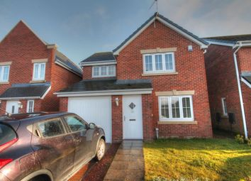 Thumbnail 3 bed detached house to rent in Arkless Grove, The Grove, Consett