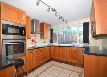 Thumbnail 3 bed terraced house to rent in Hero Walk, Rochester