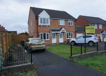 Thumbnail 2 bed semi-detached house for sale in Mcnamara Road, Wallsend