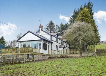 Thumbnail 4 bed detached house for sale in Llanfairtalhaiarn, Abergele, Clwyd