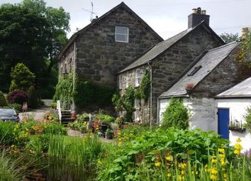 Thumbnail 5 bed detached house for sale in With Two Holiday Cottages, Llanfor, Bala, Gwynedd