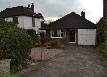 Thumbnail 2 bed bungalow for sale in The Ridgeway, Watford, Herts