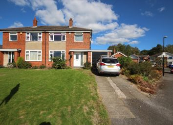 Thumbnail 3 bed detached house for sale in Fieldside Avenue, Euxton, Chorley