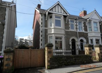 Thumbnail 3 bed semi-detached house to rent in Chapel Street, Pontnewydd, Cwmbran