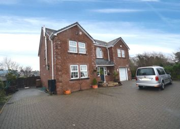 Thumbnail 4 bedroom detached house for sale in Crown Place, Leconfield Street, Cleator Moor, Cumbria
