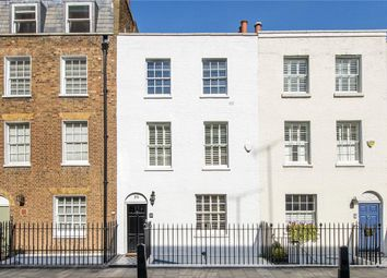 Thumbnail 3 bed property for sale in Knox Street, Marylebone, London