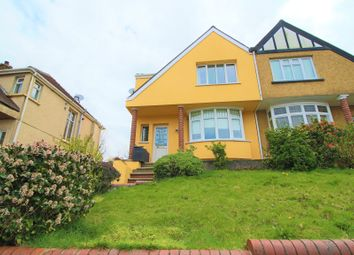 Thumbnail 3 bed semi-detached house for sale in Pen Yr Heol Drive, Llanelli
