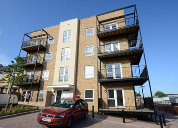 Thumbnail 2 bed flat for sale in Osprey House, 109 Tay Road, Reading