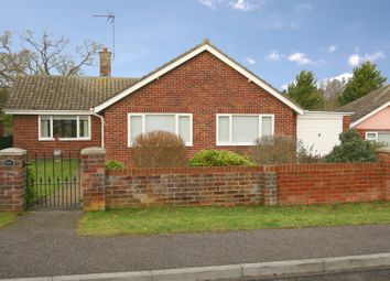 Thumbnail 2 bed detached bungalow for sale in Briarwood Road, Woodbridge