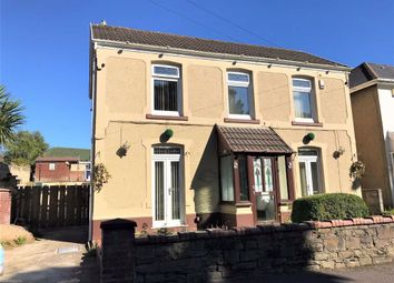 Thumbnail 3 bed detached house for sale in Jersey Road, Bonymaen, Swansea