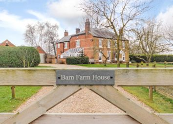 Thumbnail 5 bed property for sale in Barn Farm House, Caldwell Road, Drakelow, Burton-On-Trent
