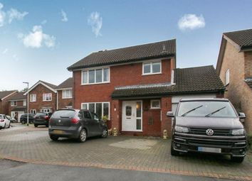 Thumbnail 4 bed detached house for sale in Heather Close, Taunton