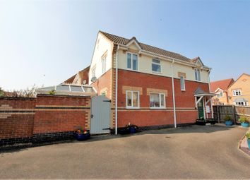 Thumbnail 4 bed detached house for sale in Paddington Way, Morton, Bourne