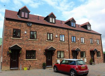 Thumbnail 3 bed town house for sale in Water Park View, Hemsworth