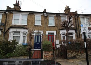 Thumbnail 3 bed flat to rent in Gurdon Road, London