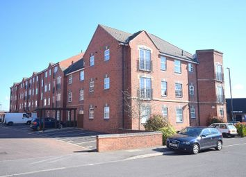 Thumbnail 2 bed flat to rent in Magnus Court, Alfreton Road, Chester Green, Derby