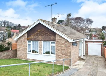 Thumbnail 2 bed detached bungalow for sale in Seabourne Road, Bexhill-On-Sea