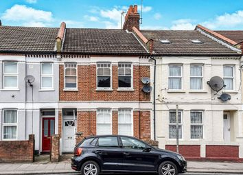 Thumbnail 3 bed flat for sale in Franciscan Road, London