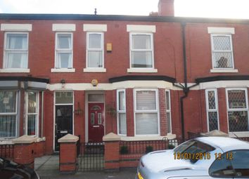 Thumbnail 3 bed terraced house to rent in Lightbowne Road, Moston, Manchester