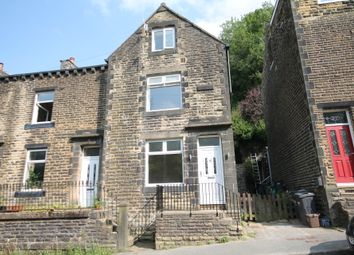 Thumbnail 4 bed end terrace house for sale in Knowlwood Road, Todmorden