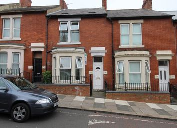 Thumbnail 3 bedroom flat for sale in Fairholm Road, Newcastle Upon Tyne