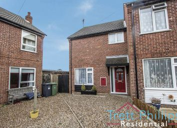 Thumbnail 3 bed end terrace house for sale in Calthorpe Close, Stalham, Norwich