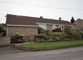 Thumbnail 4 bed detached bungalow for sale in Blind Lane, Bower Hinton, Martock