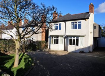 Thumbnail 4 bed detached house for sale in Fluin Lane, Frodsham