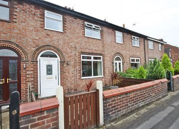 Thumbnail 3 bed terraced house to rent in Thelwall Lane, Warrington