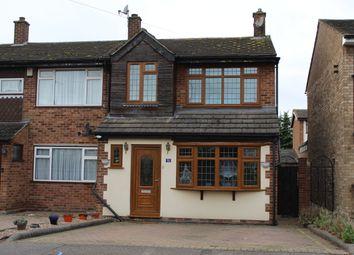 Thumbnail 3 bed end terrace house for sale in Woburn Avenue, Elm Park, Elm Park