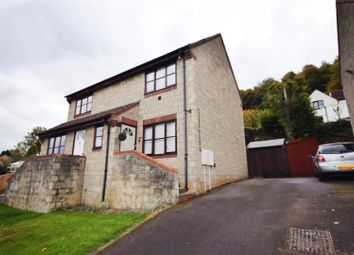 Thumbnail 2 bed semi-detached house for sale in Weavers Close, Dursley