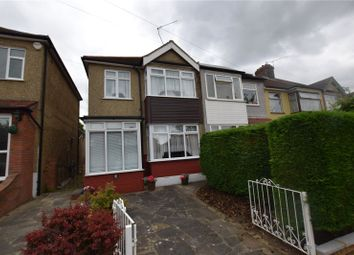 Thumbnail 3 bedroom end terrace house for sale in Bellevue Road, Collier Row