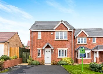 Thumbnail 3 bed detached house for sale in Priory Way, St. Georges, Telford