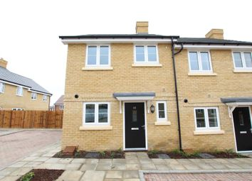 Thumbnail 3 bed end terrace house to rent in Brookwood Farm Drive, Knaphill, Woking