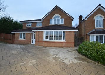 Thumbnail 4 bed detached house for sale in Willow Close The Pavilions, Unsworth, Bury