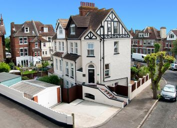 Thumbnail 6 bed semi-detached house for sale in East Cliff Gardens, Folkestone