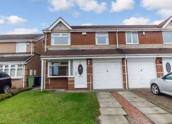 3 bed semi-detached house for sale in Lakemore, Peterlee SR8