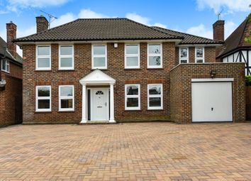 Thumbnail 7 bed detached house for sale in The Drive, Northwood