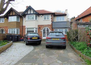 Thumbnail 4 bedroom semi-detached house for sale in 109 Addington Road, South Croydon