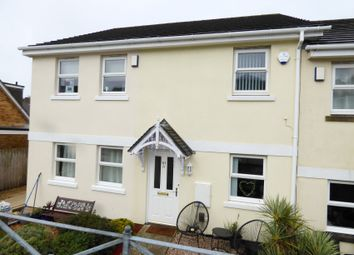 Thumbnail 3 bed terraced house for sale in Pollard Close, Plymouth