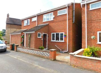 Thumbnail 2 bed semi-detached house for sale in Grove Street, Kirton Lindsey, Gainsborough, Lincolnshire