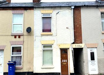 Thumbnail 1 bed flat to rent in Uxbridge Street, Burton On Trent