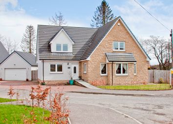 Thumbnail 5 bed detached house for sale in 1 Smiddy Haugh, Memus, Angus
