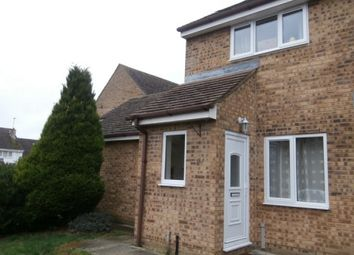 Thumbnail 2 bed semi-detached house to rent in Blakes Avenue, Witney, Oxon