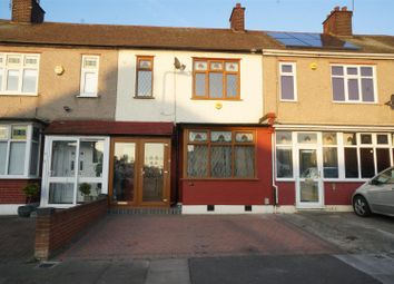 Thumbnail 3 bed terraced house for sale in Florence Gardens, Chadwell Heath, Romford