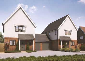 Thumbnail 3 bed link-detached house for sale in Orchard Gardens, Melbourn