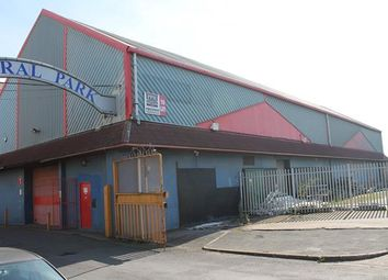Thumbnail Light industrial to let in Unit 1, Central Park, Cornwall Street, Hull