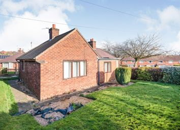Thumbnail 1 bed semi-detached bungalow for sale in Kew Crescent, Sheffield