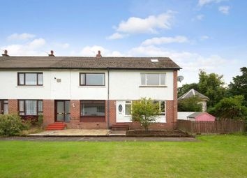 Thumbnail 2 bedroom end terrace house for sale in Bellesdale Avenue, Largs, North Ayrshire, Scotland