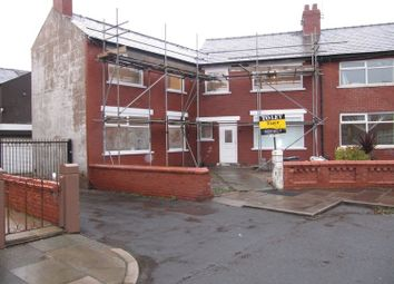 Thumbnail 2 bed flat to rent in Ashburton Road, Blackpool
